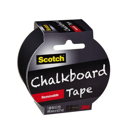 Scotch® Chalkboard Tape - Removable