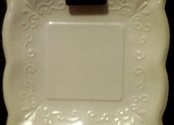 """7"""" Square Premium Paper Plates"""