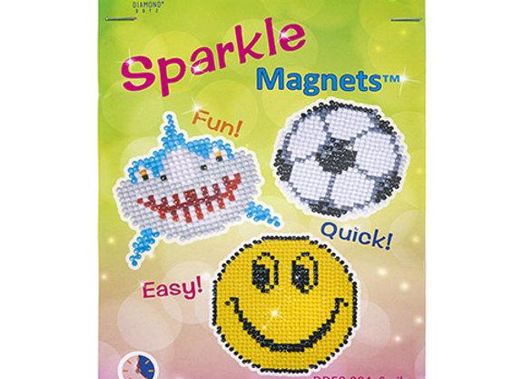 Diamond Dotz DIY Magnets