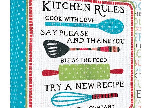 Kitchen Rules Recipe Card Album