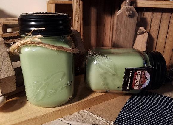 Citrus & Sea Salt Soy Blend Jar Candle 16oz.