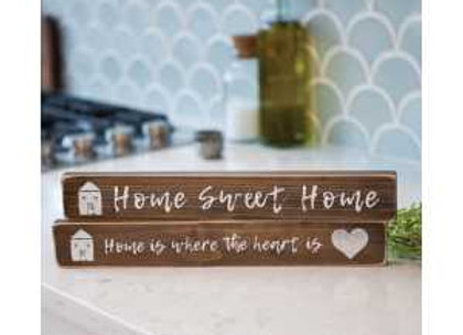 """Home Is Where The Heart Is"" Block"