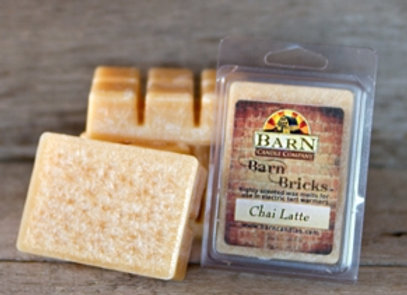 Chai Latte Wax Barn Brick