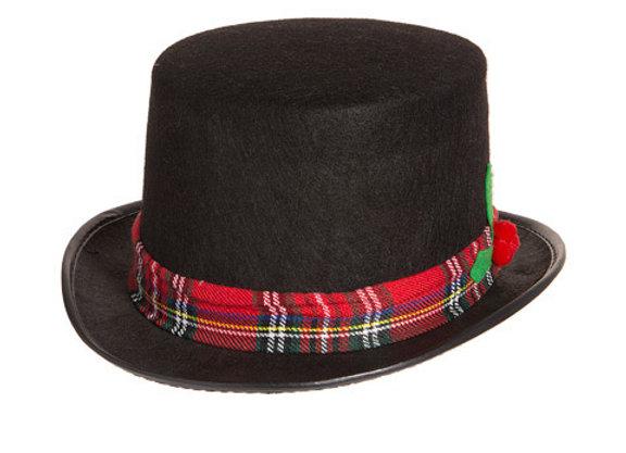 Felt Top Hat