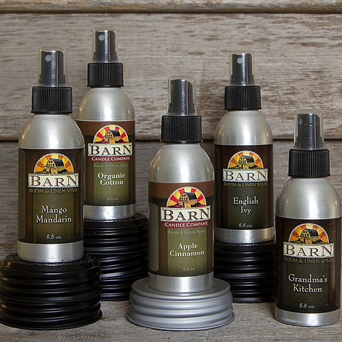 Stress Relief Barn Room Spray 5.5 oz