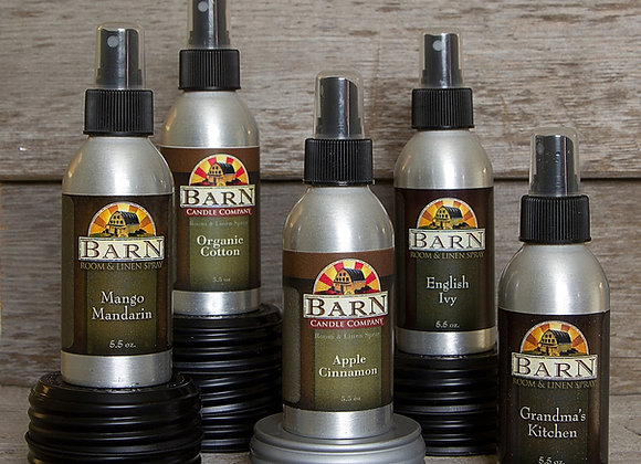 Cuddly Fresh Barn Room Spray 5.5 oz.