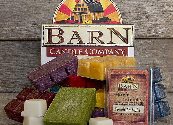Salted Caramel Wax Barn Brick