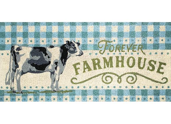 Farmhouse Coir Rug - Lg