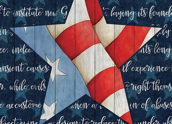 Celebrate Mini Flag