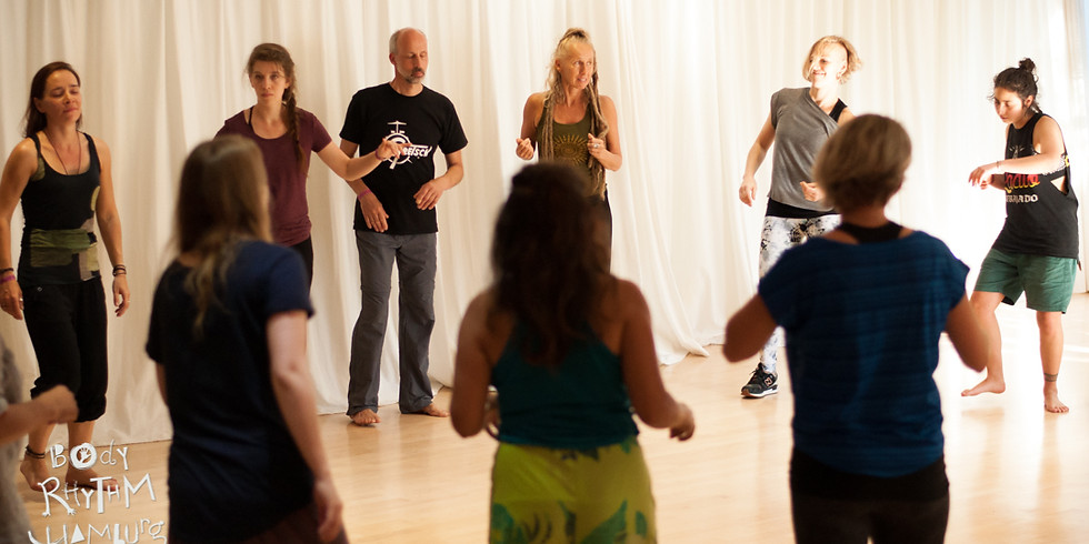 Groove your Body! - Body-Percussion in der Schule