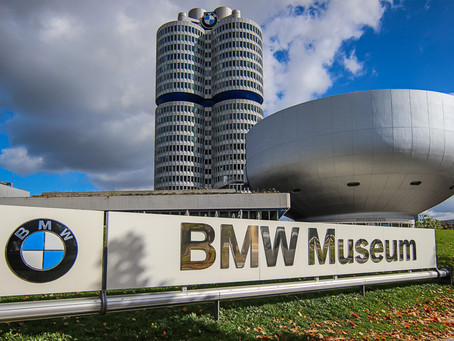 «The Enterprise Of The Year 2019» award at the BMW-Welt in Munich