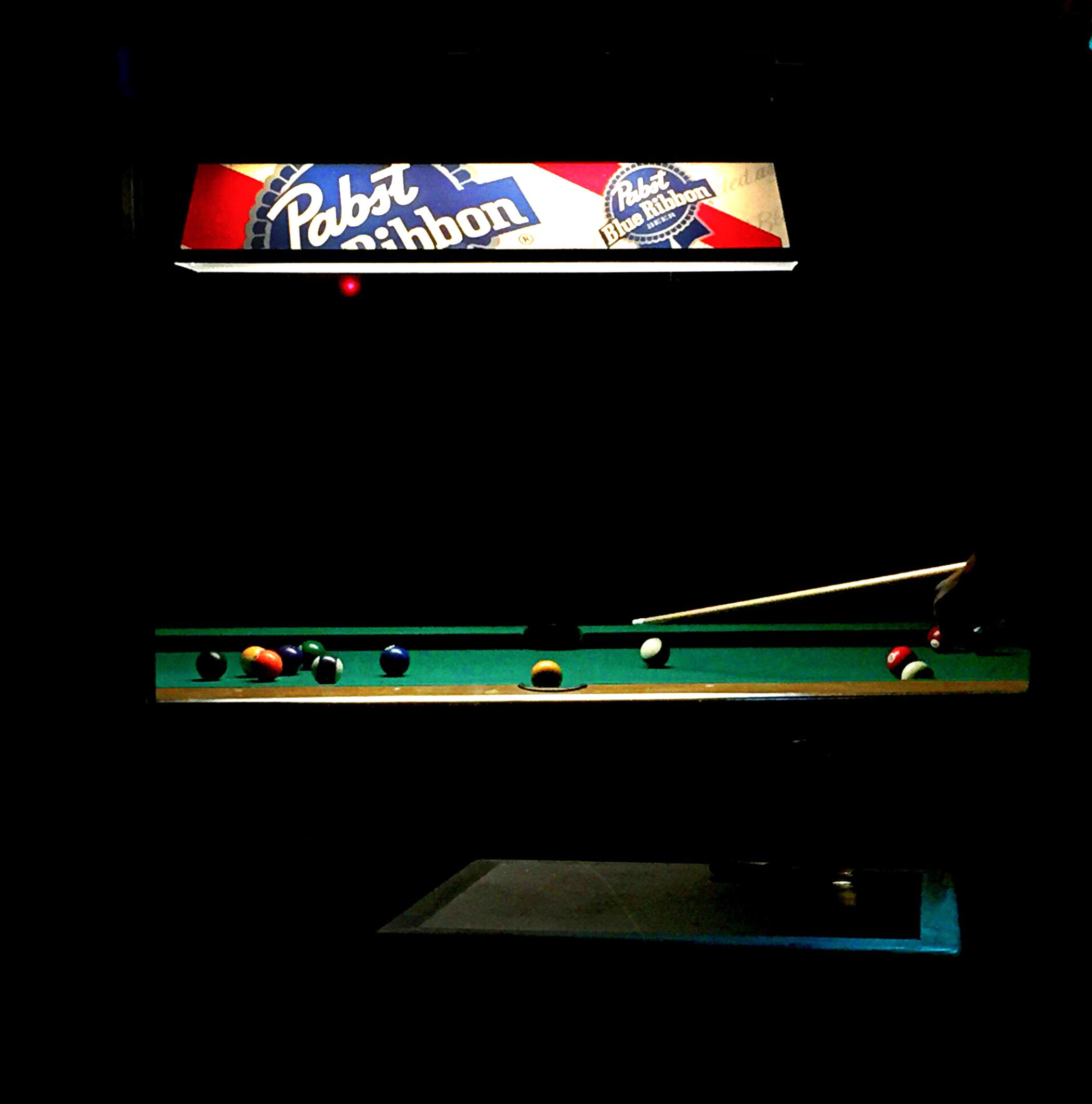 Pool Parlor