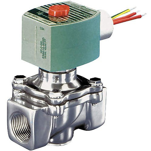 ASCO SOLENOID VALVE, 8215 SERIES FOR LPG