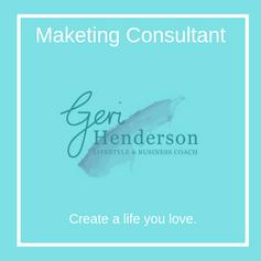 Marketing Consultant - Jade Kinsella