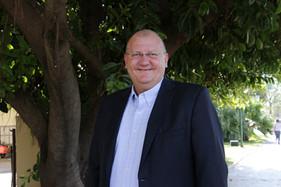 CEO da Lindsay Corporation visita o Brasil