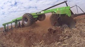 Implementos robustos são destaques da Piccin para o setor canavieiro