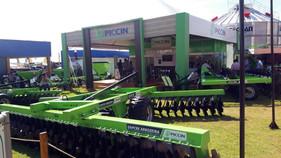 Grade niveladora arrozeira é destaque da Piccin para a Expodireto Cotrijal