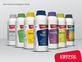 Ubyfol lança novas embalagens de fertilizantes líquidos