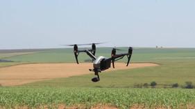 Monitoramento aéreo pode reduzir custos do produtor em até 20%