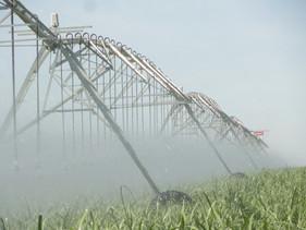 Lindsay leva tecnologias em irrigação a Crop Show 3Tentos