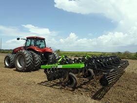 Linha de escarificadores é aposta da Piccin para a agricultura baiana