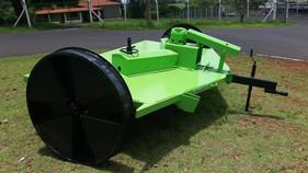 Roçadeira garante mais qualidade da pastagem e reduz custos