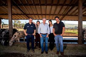 Empresa agropecuária brasileira recebe premiação mundial inédita