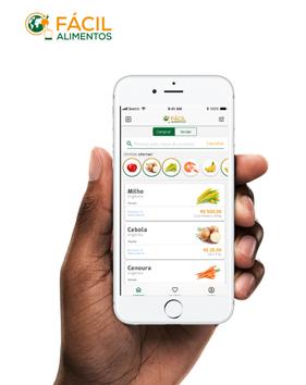 Novo aplicativo conecta produtores com compradores