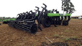 Manutenção preventiva diminui gastos e aumenta a vida útil de implementos de preparo do solo