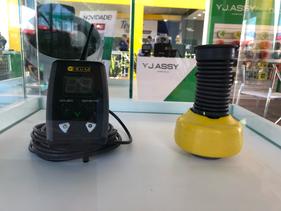Sensor de fluxo sem fios é um dos destaques da J.Assy para a Agrishow
