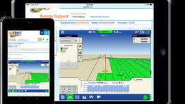 Com uso de software, produtor recebe estatísticas em tempo real da lavoura