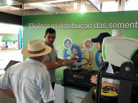 J.Assy leva tecnologia de plantio para Showtec Maracaju