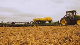 Pequeno agricultor passa a ter acesso a tecnologia de aplicação dentro do sulco no plantio