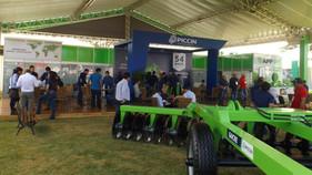 Vendas da Piccin Implementos Agrícolas aumentam 20% na Agrishow