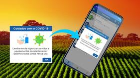Tecnologia da GAtec ajuda nas melhores tomadas de decisões na fazenda