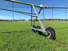 Pivô central de irrigação é alternativa rentável para produção de arroz
