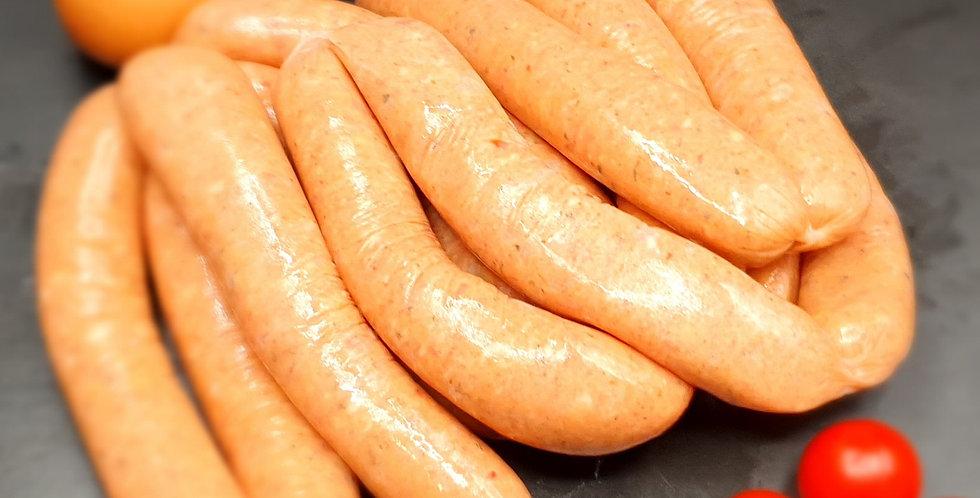 Pork Leek & Stilton Sausage