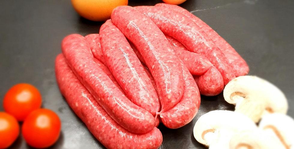 Chorizo Style Pork Sausage