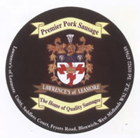 History of Lawrences Sausages