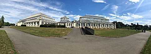 Temperate House Kew by Anne Malville IMG
