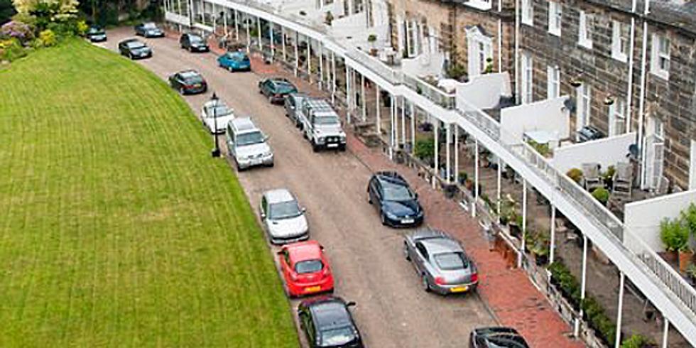 Burton's Calverley New Town, Tunbridge Wells