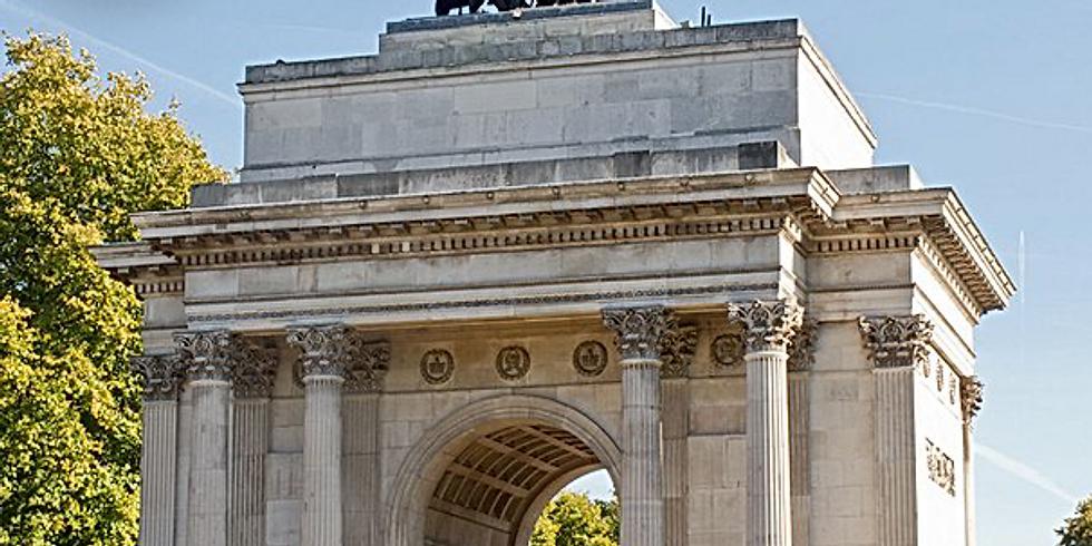 The Wellington Arch, Hyde Park