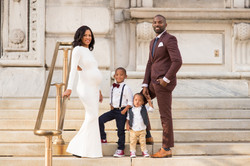 Downtown Cleveland Family Session