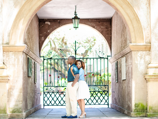 How to Find a Location for Your Engagement Session