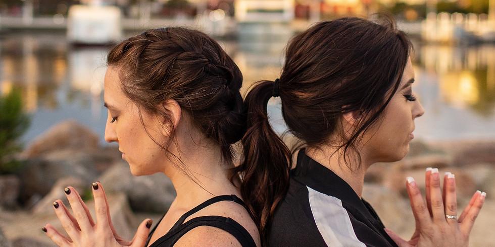 Yoga, Mindfulness, and Meditation for Mental Health Series addressing Depression at Downey Yoga  (2)