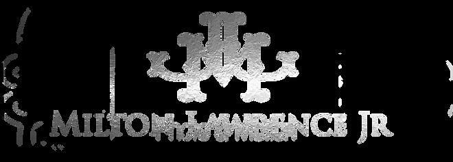 Milton Lawrence Logo No Emblem Silver.pn