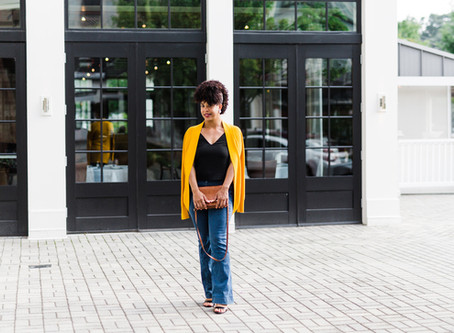 Style Alert: Simple Cami Top