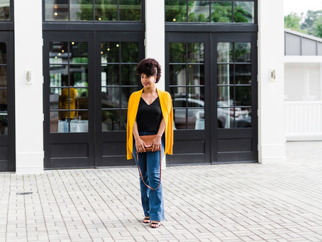 Style Alert: Simple Cami Top