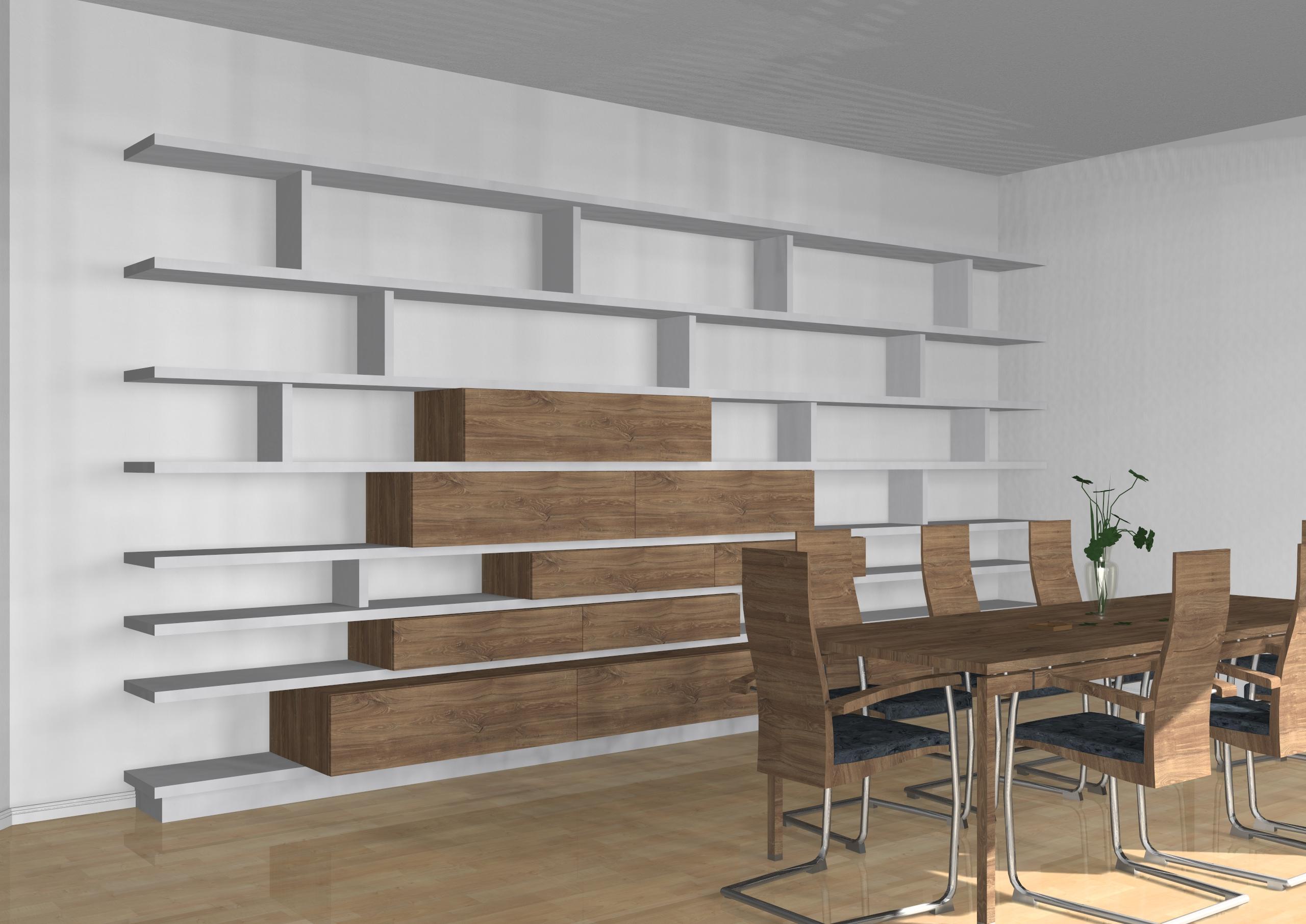 Wohnzimmer modern Design