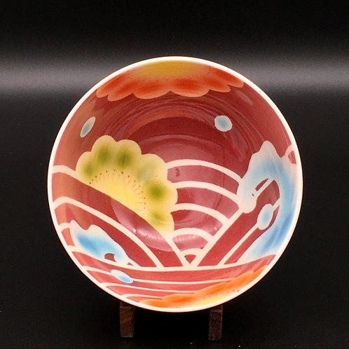 エア 波桜 飯碗